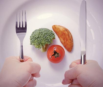 как меньше есть чтобы похудеть после 50